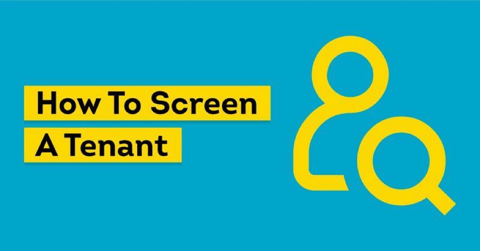 how to screen tenants