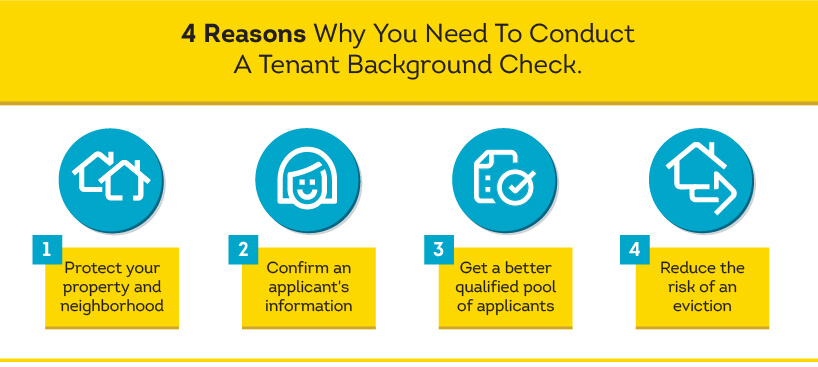 What It Means To Conduct A Tenant Criminal Background Check